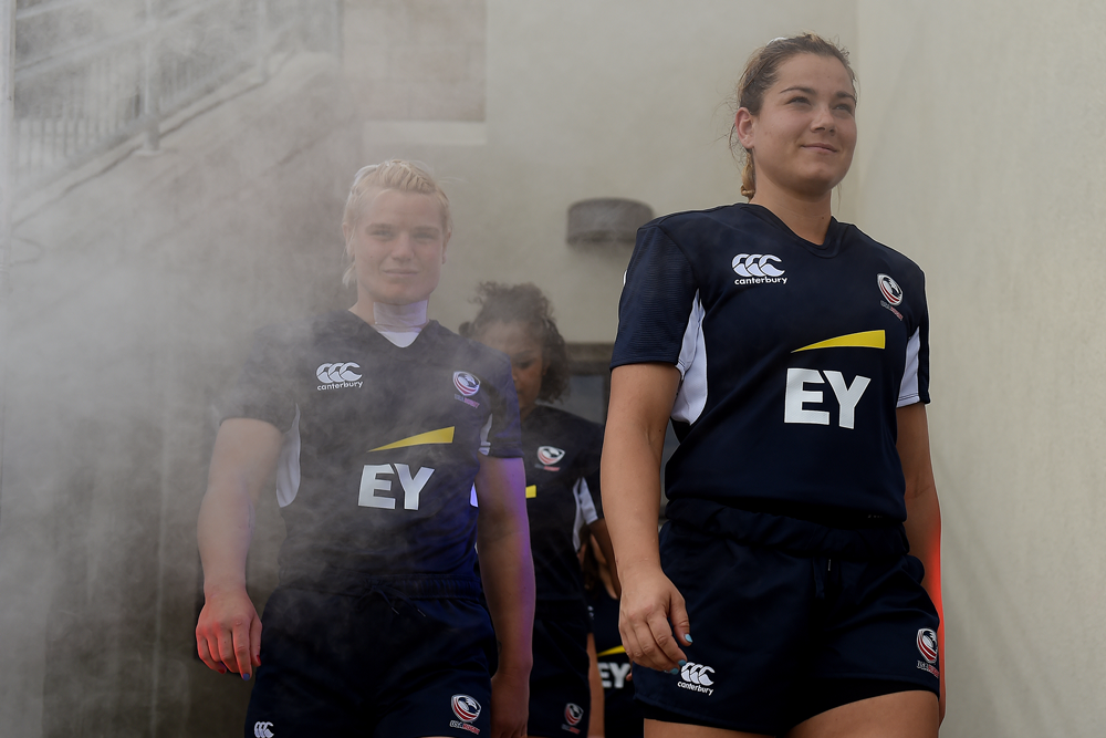 USA Women's Eagles 15s announce full squad for Women's Rugby Super Series 2019