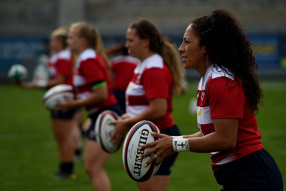 Women's Eagles vs England Red Roses Preview