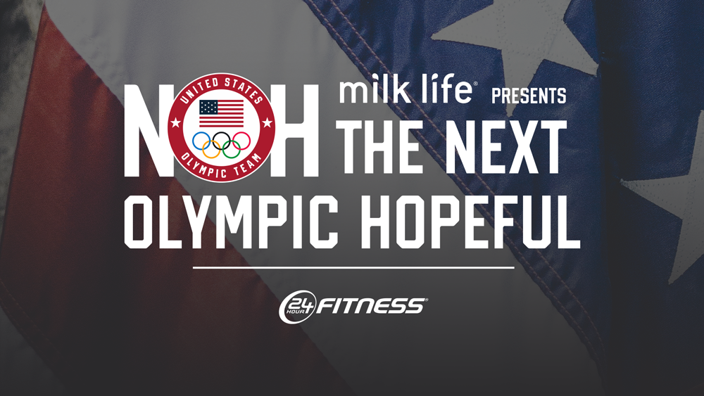 "U.S. Olympic & Paralympic Committee Invites 50 Finalists For ""Milk Life Presents, The Next Olympic Hopeful"