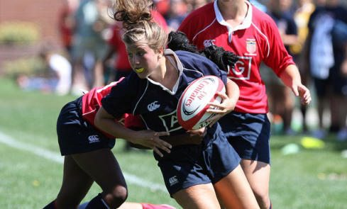 USA Rugby Receives Grant to Support Stars and Stripes Camp