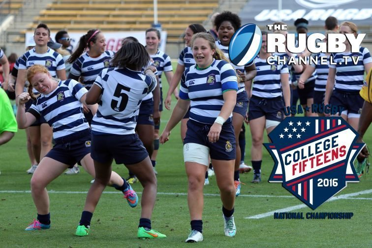 College 15<span class='lowercase'>s</span> National Championships schedule set, to air live on Rugby Channel