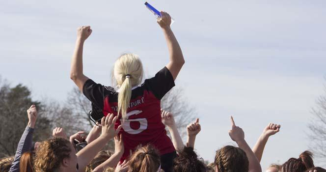 Davenport Women win Division II College Finals