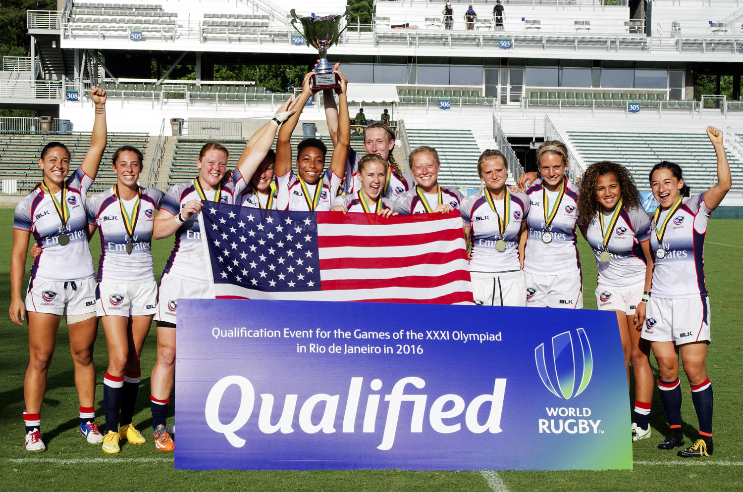 USA Rugby to Hire New Women's Sevens Head Coach