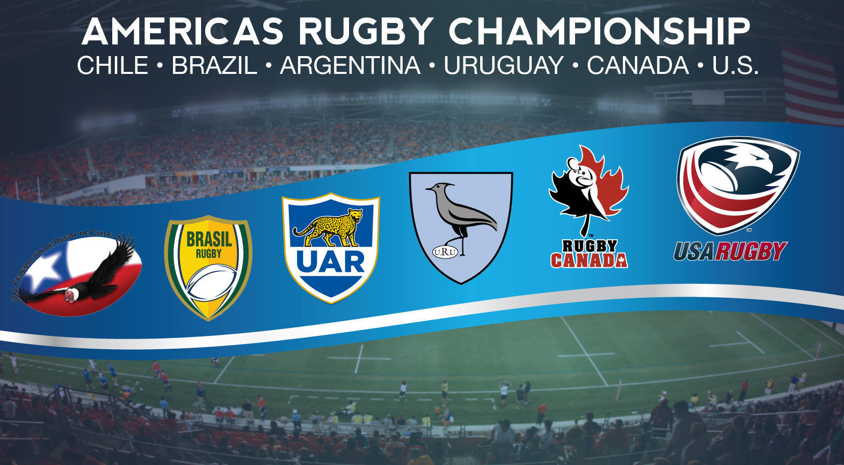 Inaugural Americas Rugby Championship schedule released, U.S. venues announced