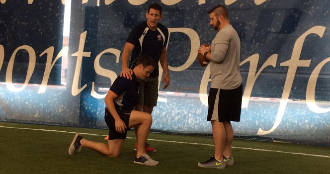 Clinic to provide football coaches with rugby techniques in Houston