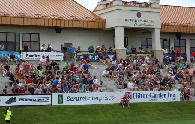 Glendale's Infinity Park perfect for Championship rugby and more
