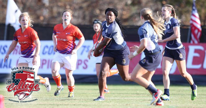 Fifty-two-team field announced for College 7s National Championships