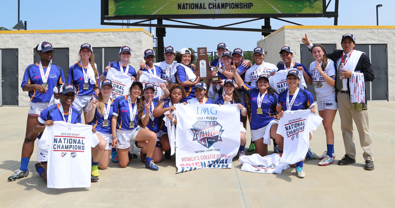 Notre Dame College scores 11 tries in DII Championship victory