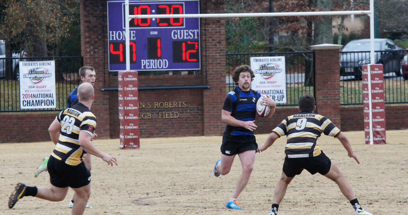 Championship venues announced for college rugby's fall schedule
