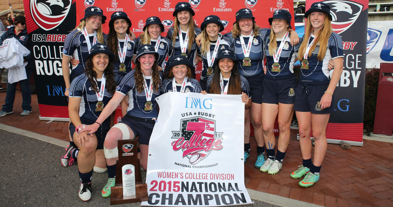 Penn State sweeps Women's Division I National Championships with College 7s victory