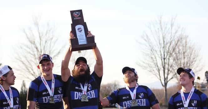 Duluth goes three-for-three, wins Men's Division II National Championship