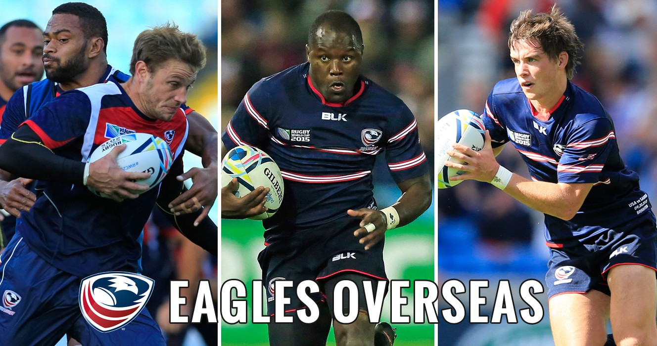 Eagles Overseas: February 25-28