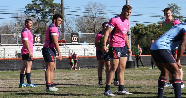 Reinforcements Arrive In Houston For Eagles Americas Rugby Championship Embly