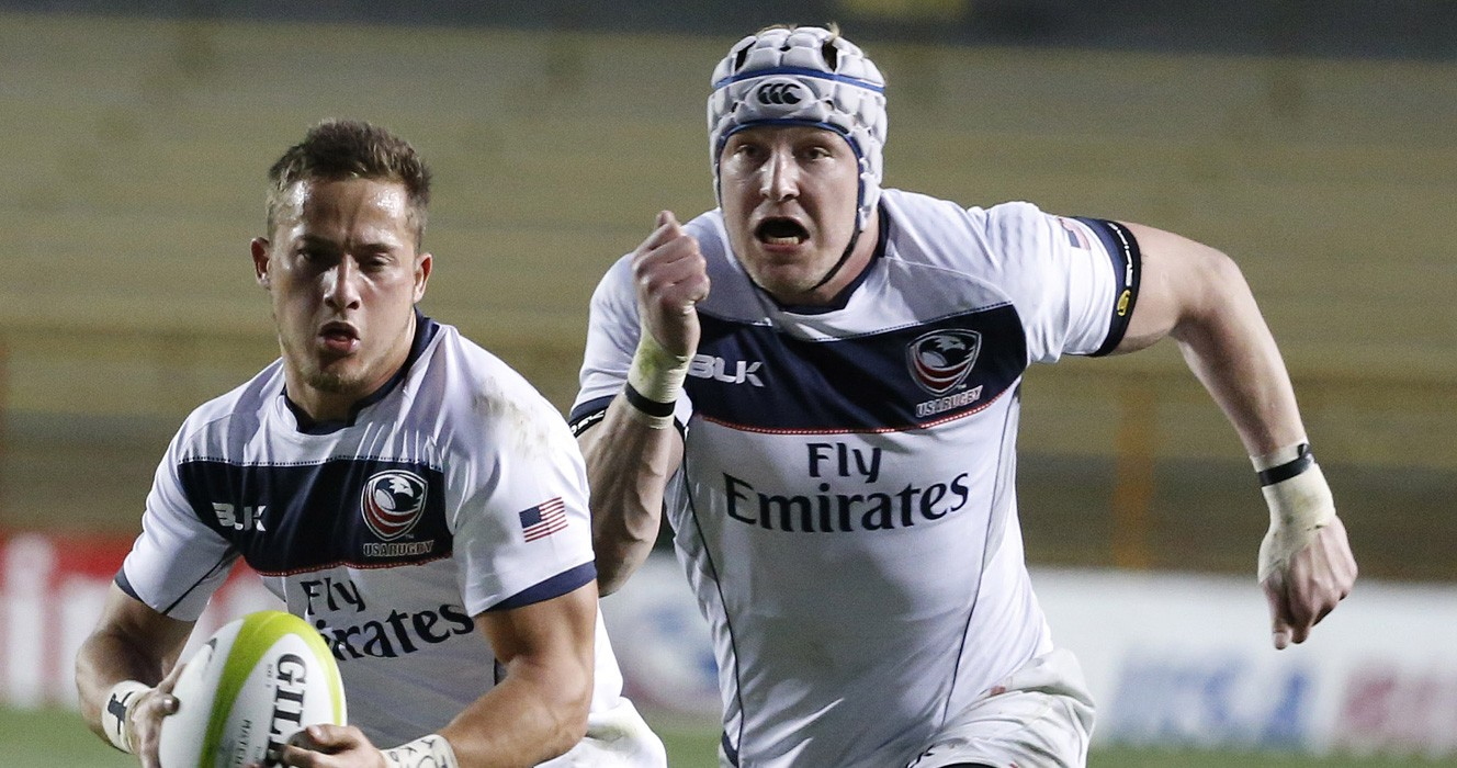 Updated Eagles squad arrives in South America for Americas Rugby Championship finale