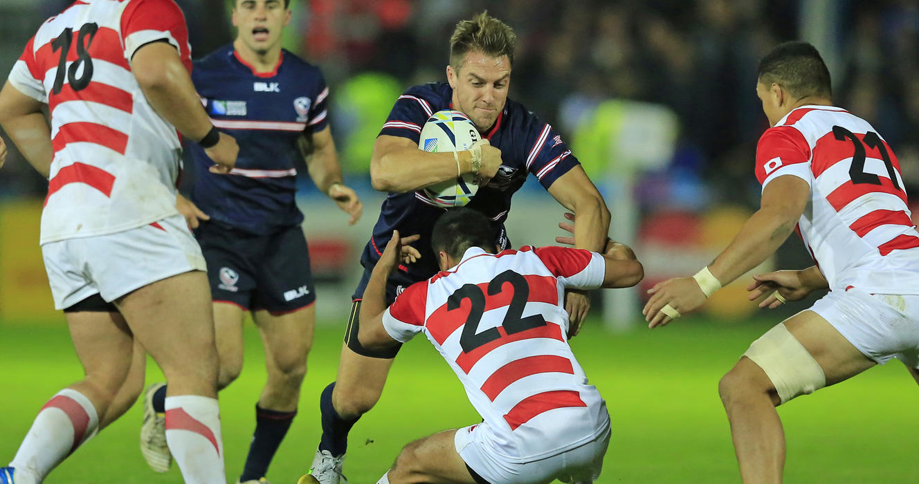 Win eludes USA at Rugby World Cup 2015