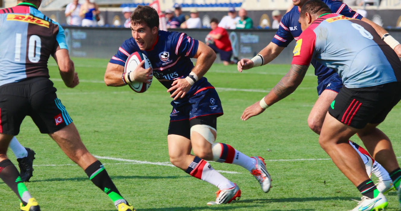 Rugby World Cup 2015 Pool B hopes on the line for U.S. against South Africa