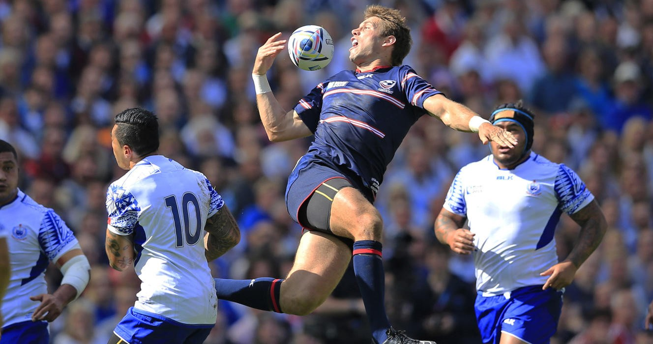 USA falters in first Rugby World Cup 2015 match