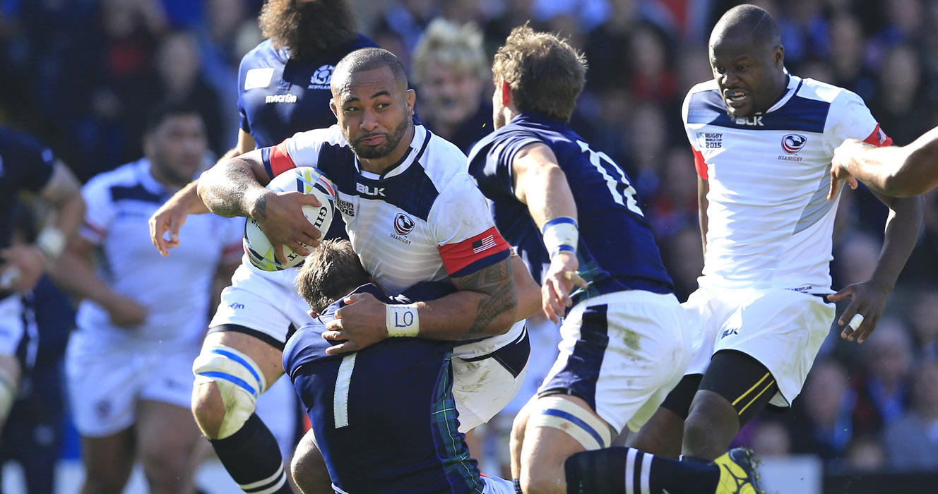 Scotland earns bonus point in defeat of U.S. at Rugby World Cup 2015