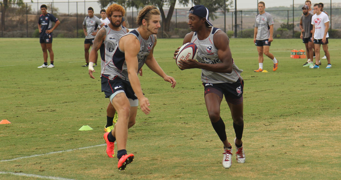 Former U20 Trophy champ called to Men's Eagles Sevens High Performance Camp