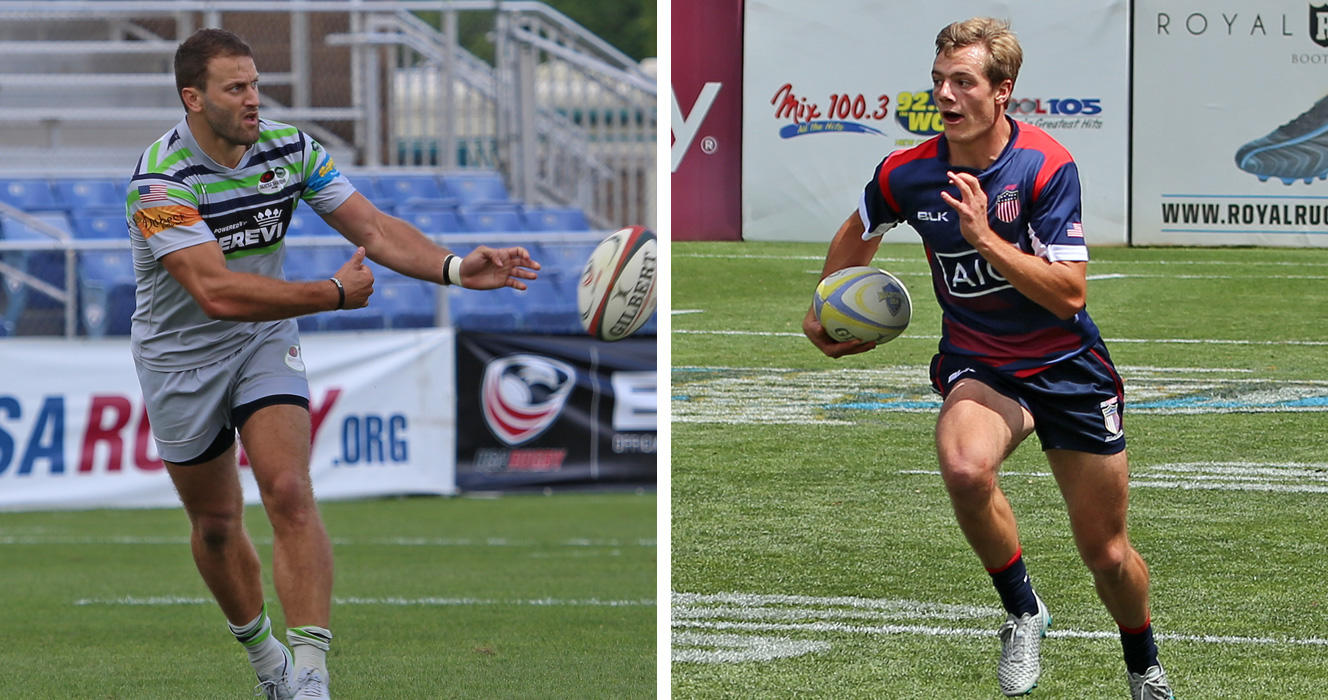 OTC hosts Men's Eagles Sevens High Performance Camp ahead of Halloween 7s