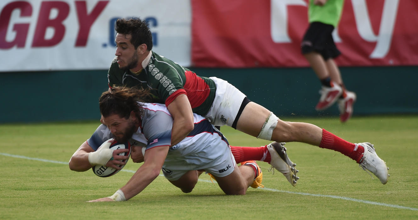 Isles' brace paces Eagles to win over Mexico at 2015 NACRA Sevens Championships