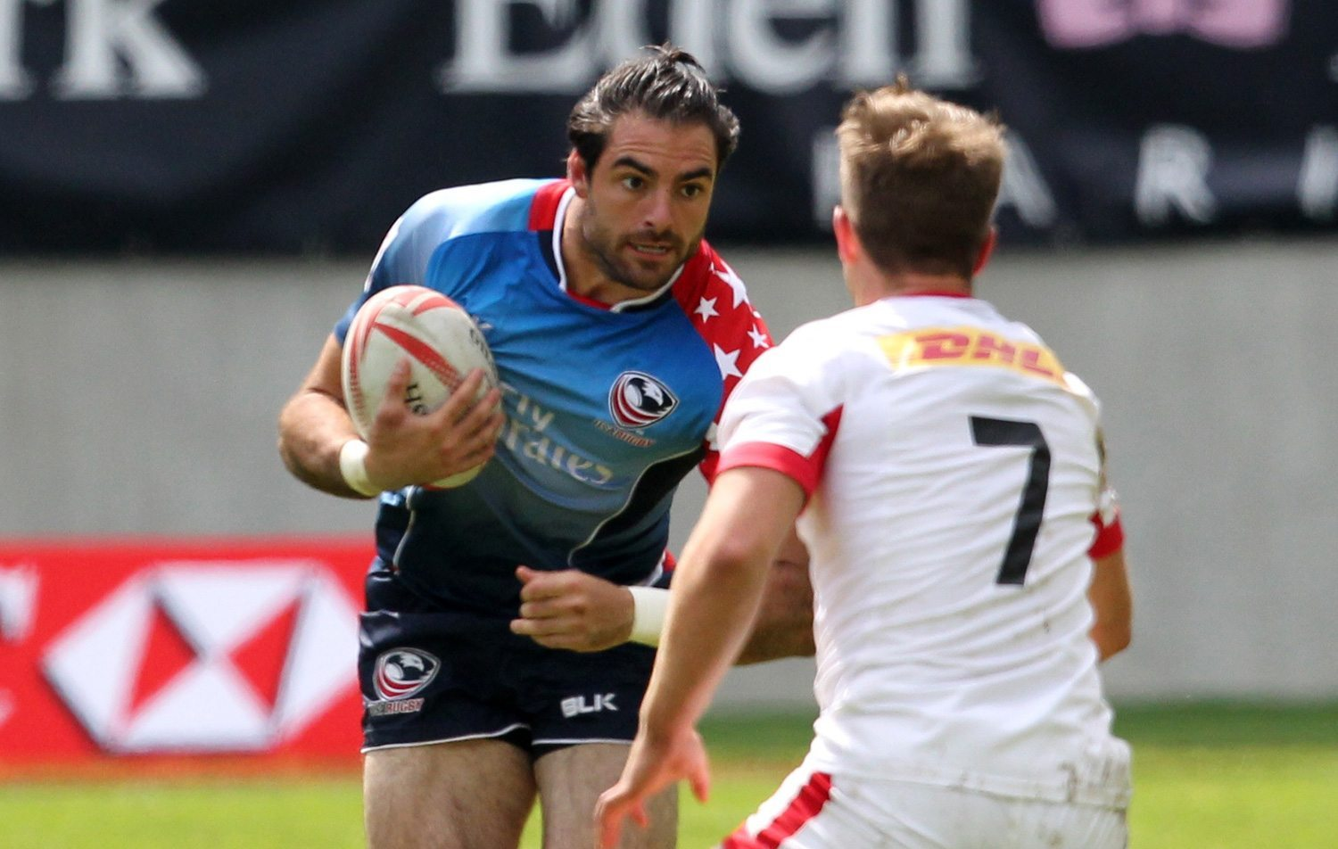 Ebner joins Falcons at Howard Hinton Sevens