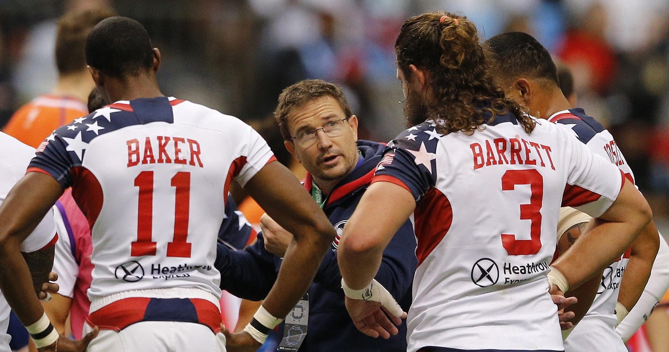 USA Rugby Names 2016 U.S. Olympic Men's Rugby Team