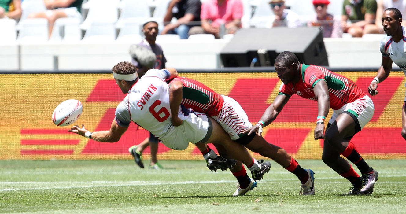 Kenya sends Eagles to Cape Town Plate Semifinals