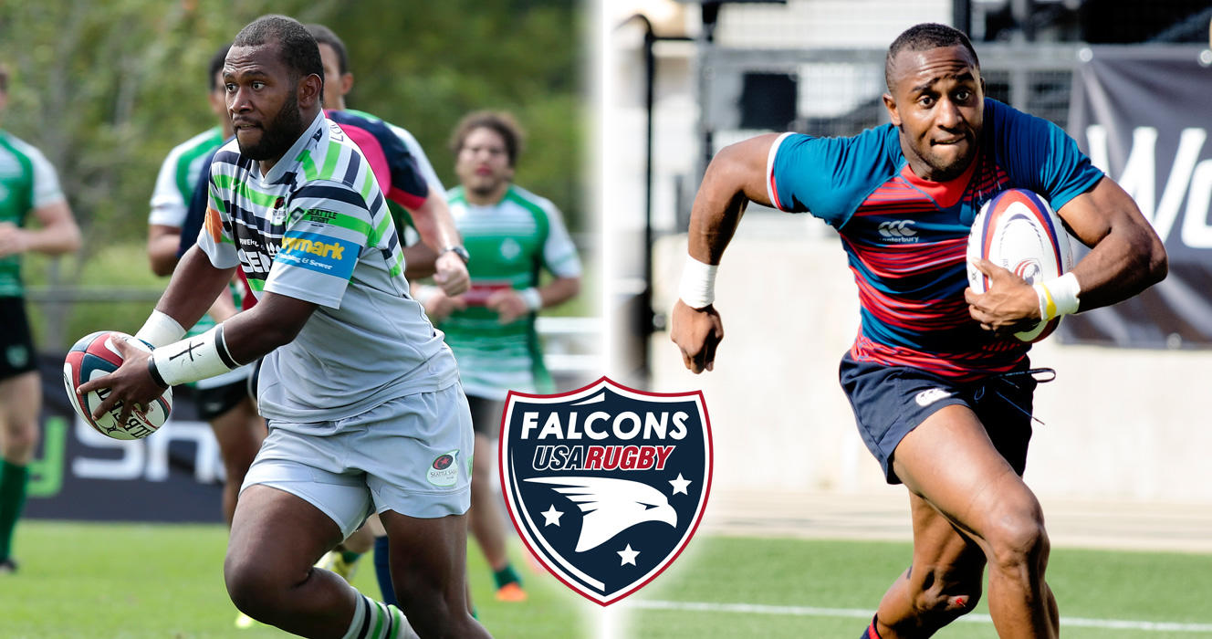 Falcons to face Argentina, Canada, South Africa in South America