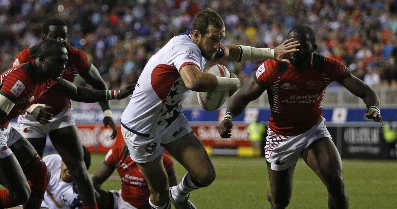 Kenya no match for Semifinalist Eagles in Vegas