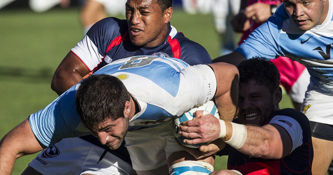 South American Tour ends with gritty loss to Argentina