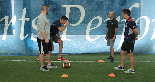 USA Football, USA Rugby discuss how to better teach tackling in both sports