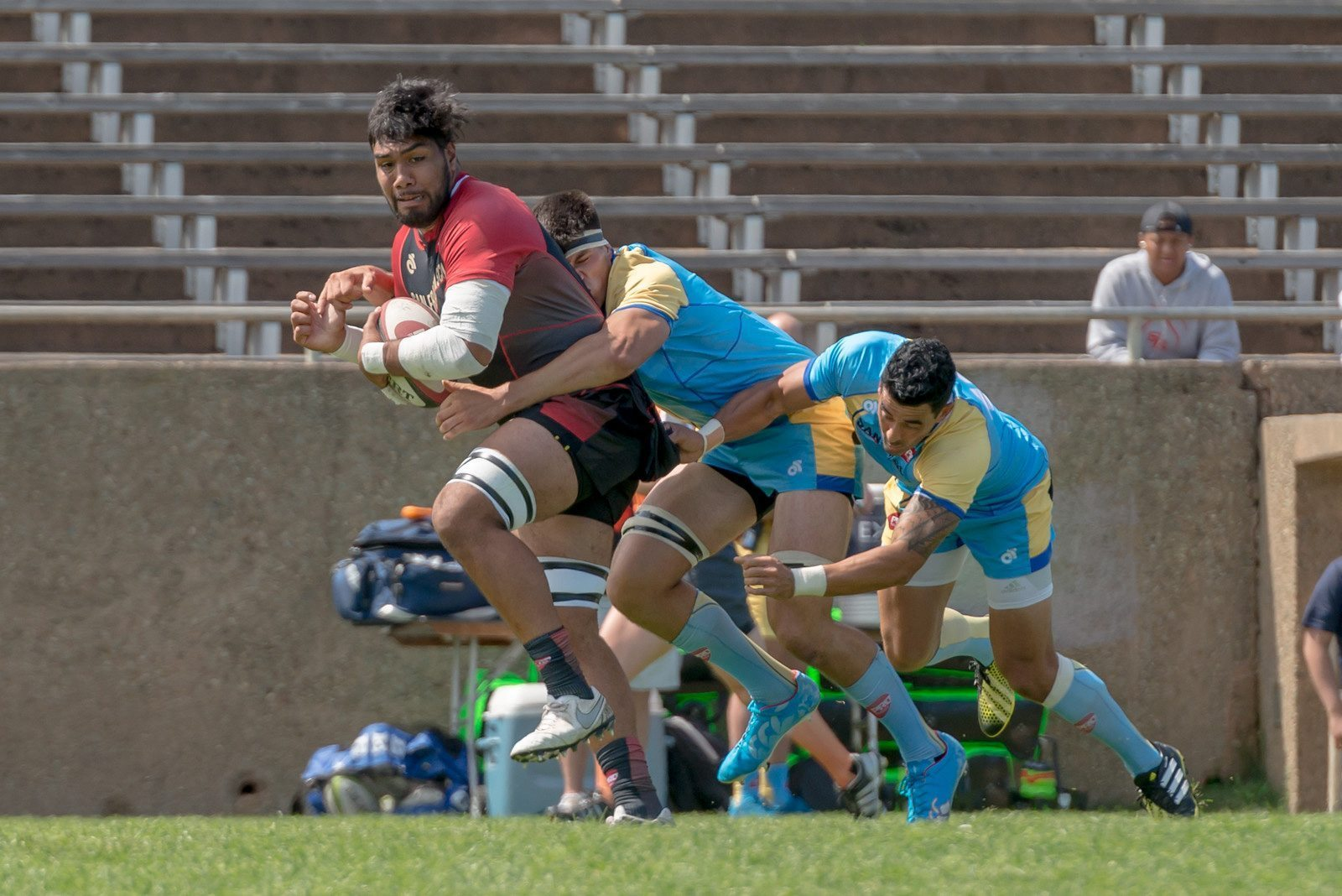 Ohio continues good PRO form in win over Sacramento; San Diego outduels San Francisco