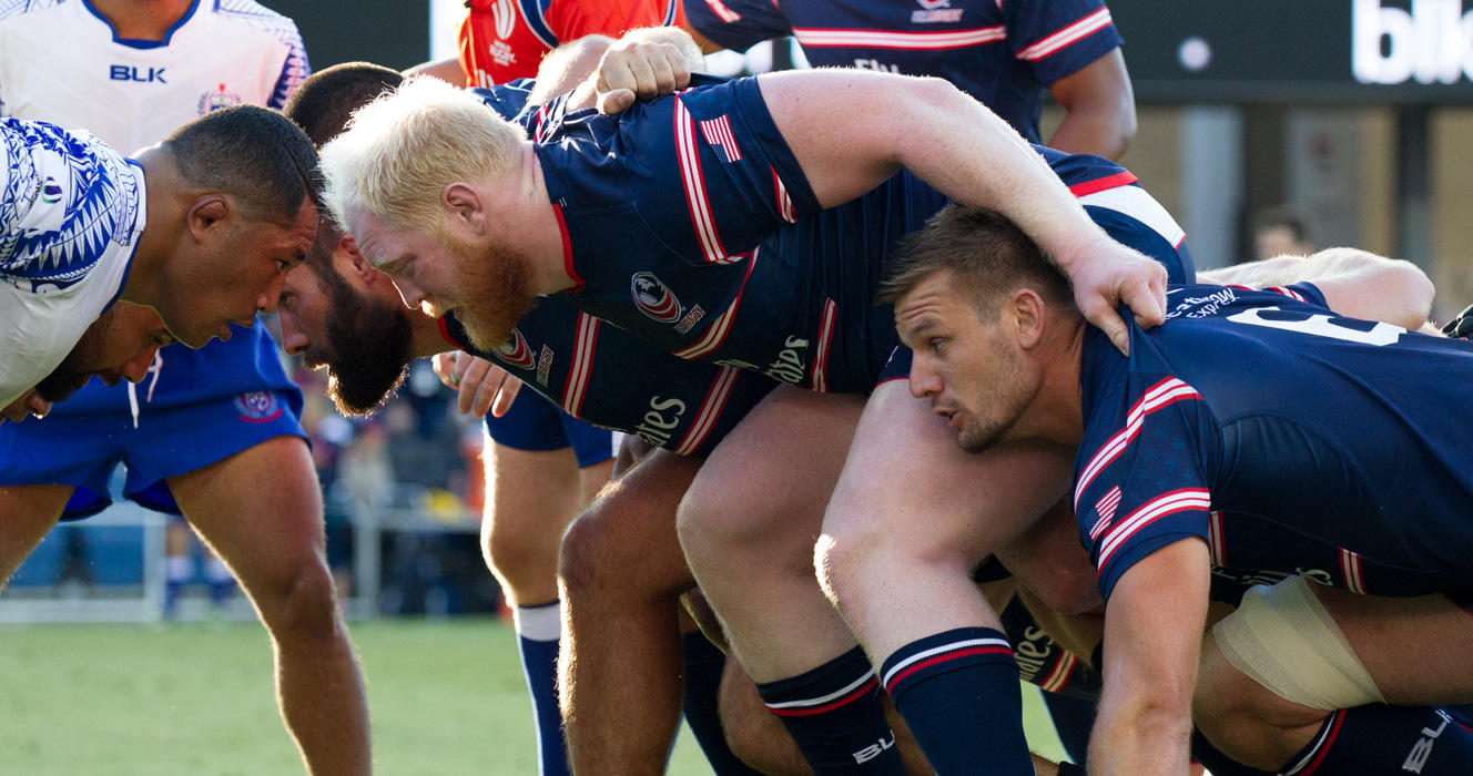 USA's Rugby World Cup starts Sunday against Samoa