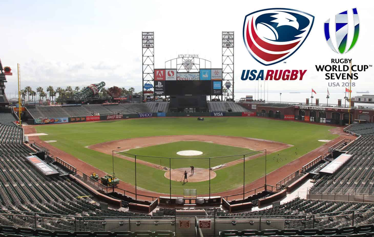 San Francisco Bay Area to host 2018 Rugby World Cup Sevens