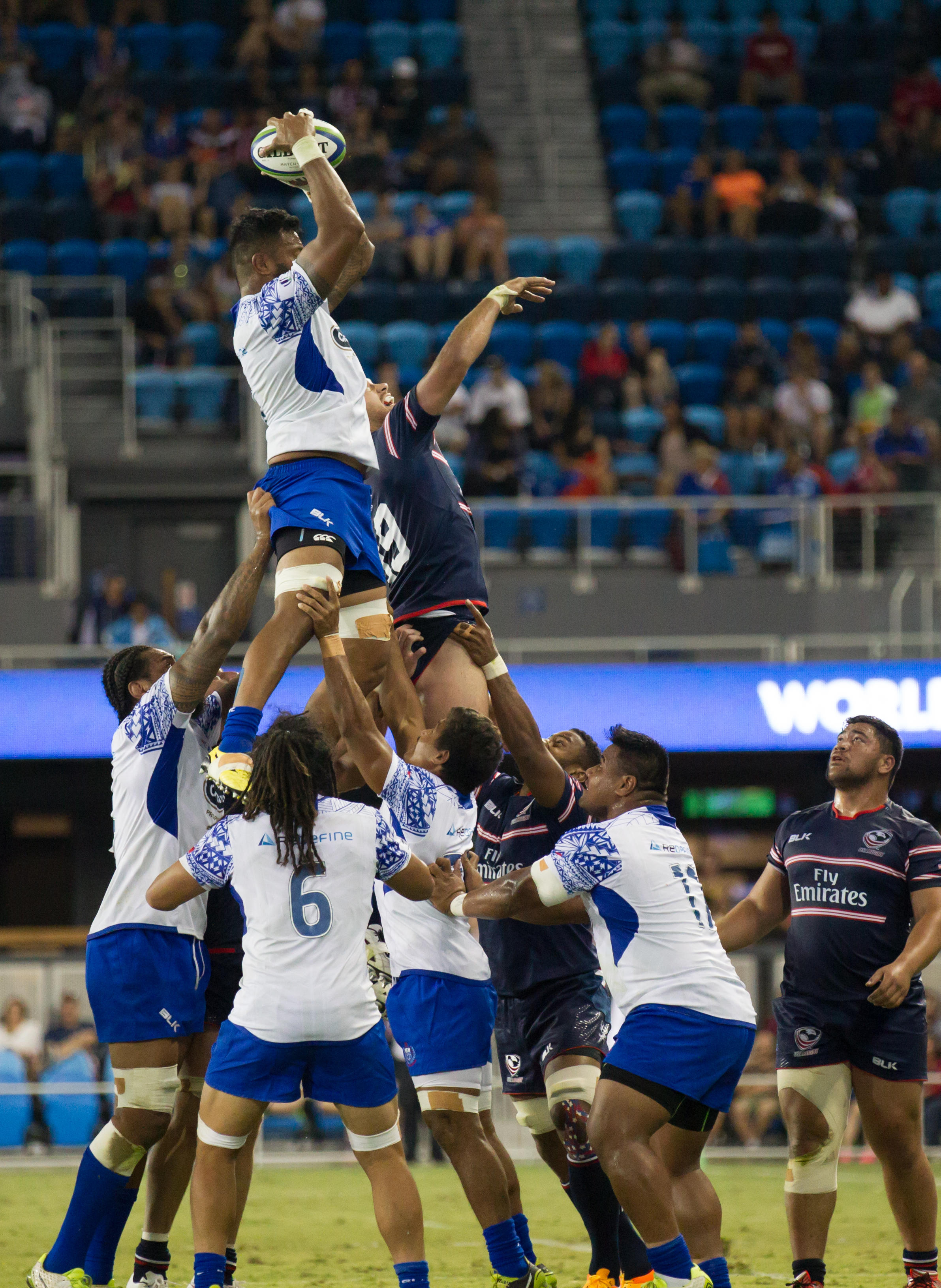 Rugby World Cup Opponent Preview: One Last Job for Samoa's Old Guard