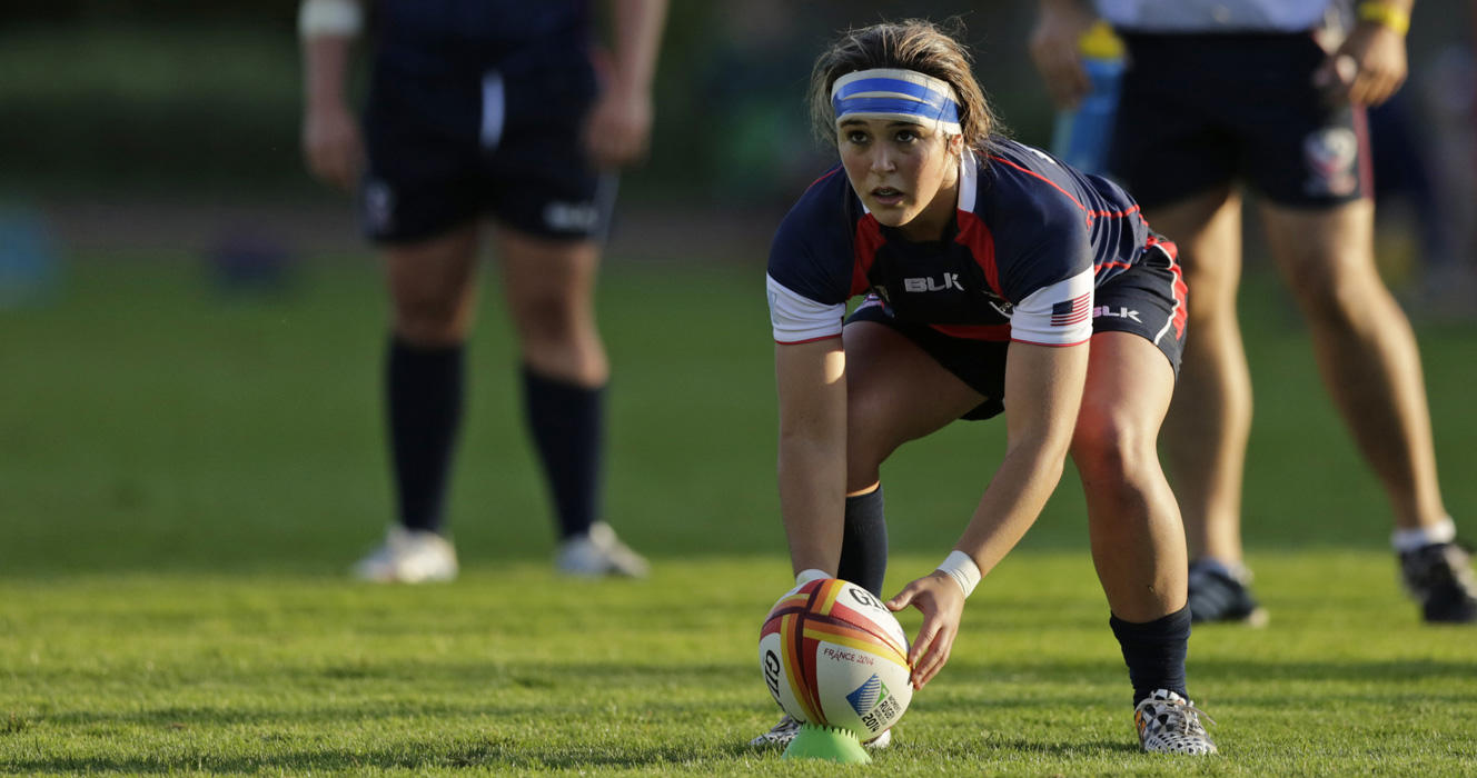Paar to captain Eagles against Women's Rugby Super Series host