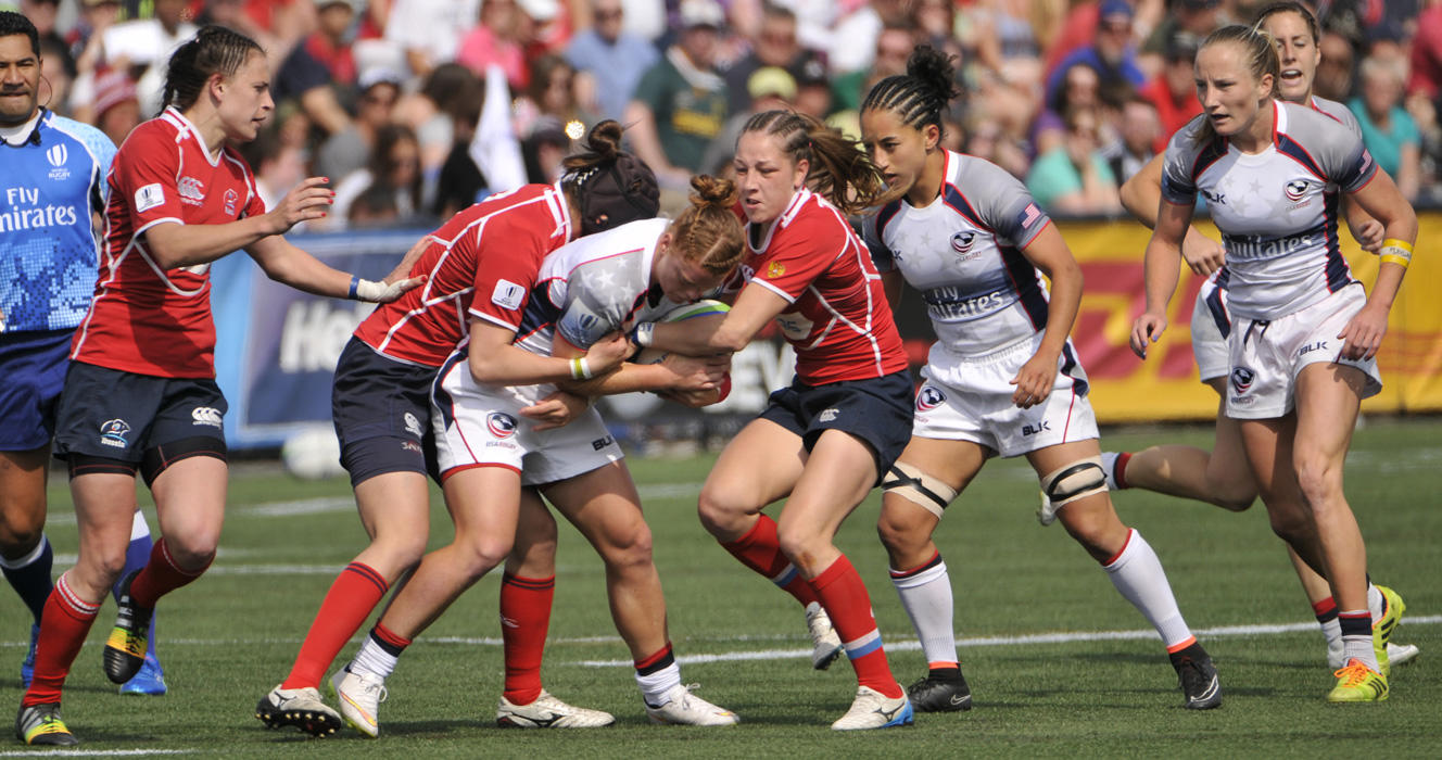 Women's Eagles Sevens: the need to overachieve