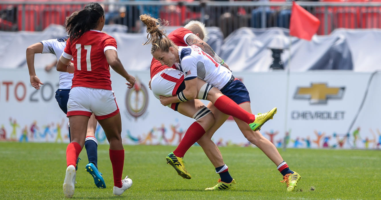 Women fall to Canada in Gold Medal Match at Toronto 2015