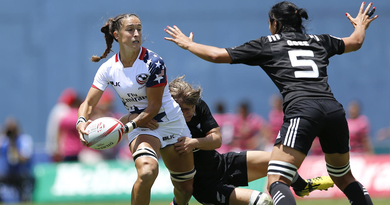New Zealand keeps Eagles from win in Brazil