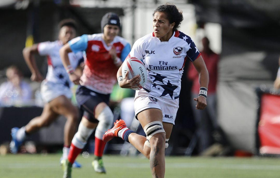 USA Women's Eagles Sevens   USA Rugby